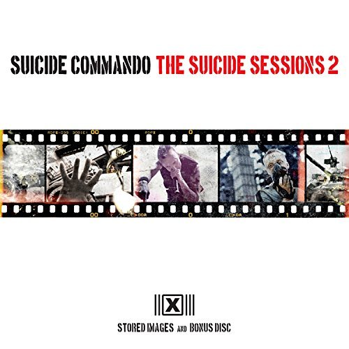 Suicide Commando Suicide Sessions 2 (stored Ima