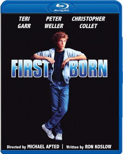 Firstborn (1984) Garr Weller Collet Blu Ray Ws Pg13