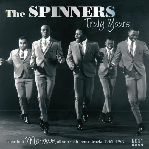 Spinners Truly Yours Their First Motown Import Gbr