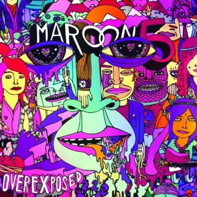 Maroon 5 Overexposed International Edi Import Eu