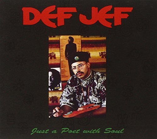 Def Jef Just A Poet With Soul 2 CD