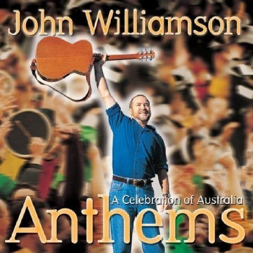 John Williamson Anthems A Celebration Of Aust Import Aus