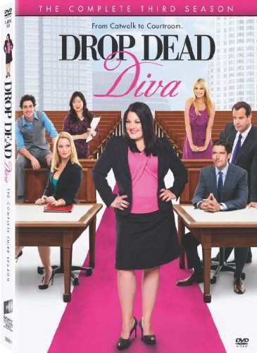 Drop Dead Diva Season 3 DVD