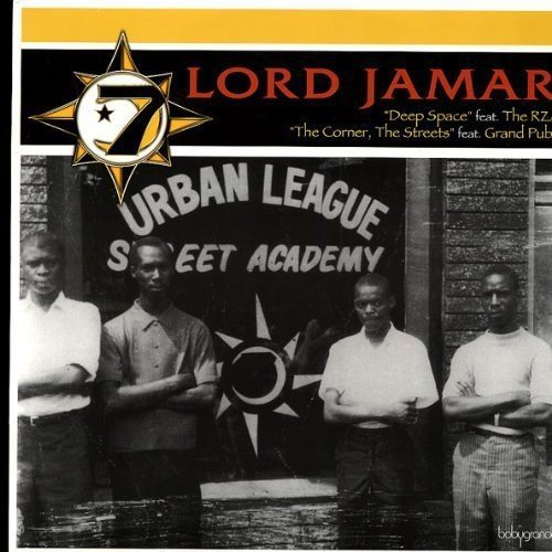 Lord Jamar Lord Jamar Deep Space (main) I
