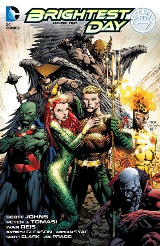 Geoff Johns Brightest Day Volume Two