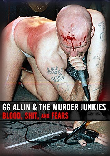 Gg Allin Blood Shit & Fears Nr