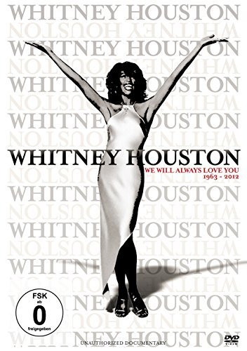 Whitney Houston We Will Always Love You Unaut Nr