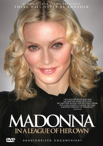 Madonna In A League Of Her Own Unauth Nr