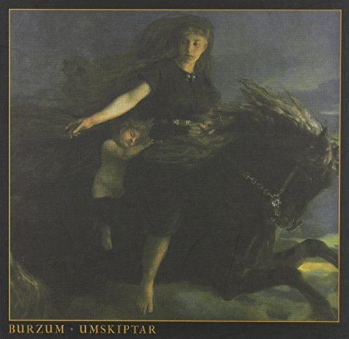 Burzum Umskiptar Digi Book Package Import Gbr