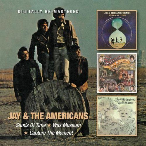 Jay & The Americans Sands Of Time Wax Museum Captu Import Gbr 2 CD Remastered