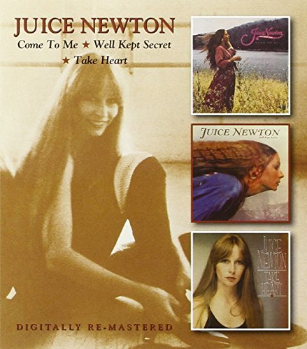 Juice Newton Come To Me Well Kept Secret Ta Import Gbr 2 CD Remastered