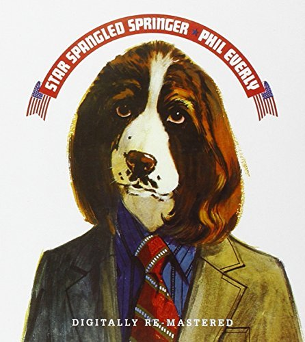 Everly Phil Star Spangled Springer Import Gbr Remastered