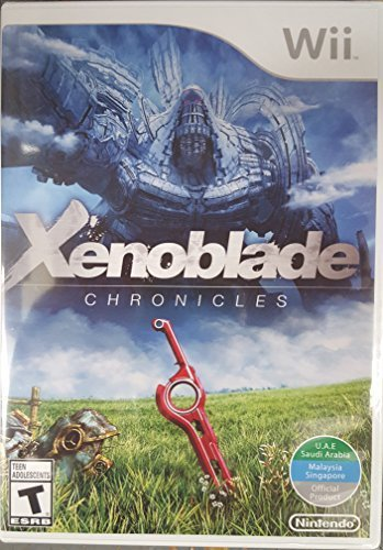 Wii Xenoblade Chronicles