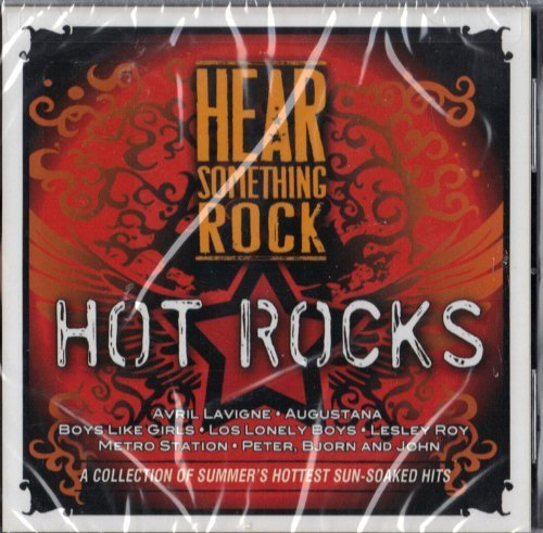 Hear Something Rock Hot Rocks
