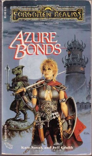 Kate Novak Azure Bonds (forgotten Realms)