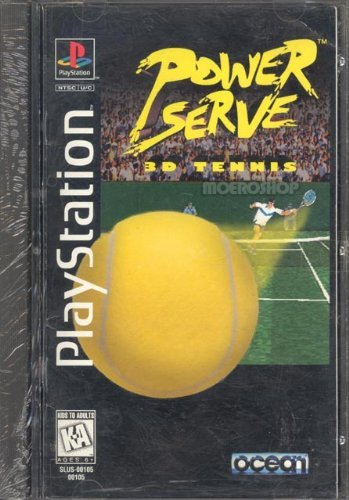 Psx Power Serve Tennis