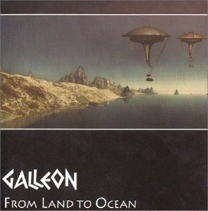 Galleon From Land To Ocean Import Eu 2 CD Set