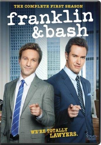 Franklin & Bash Season 1 Aws Nr 3 DVD