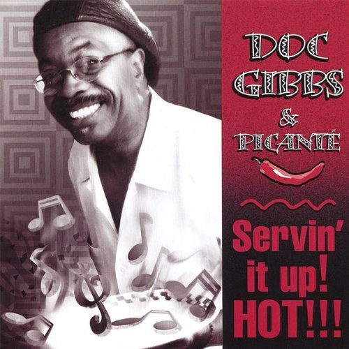 Doc Gibbs Servin It Up! Hot!