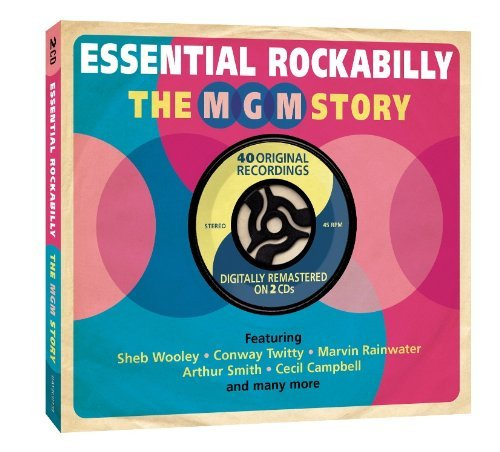 Essential Rockabiily The Mgm S Essential Rockabiily The Mgm S Import Gbr 2 CD