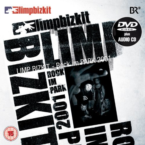 Limp Bizkit Rock In The Park 2001 Incl. Bonus DVD