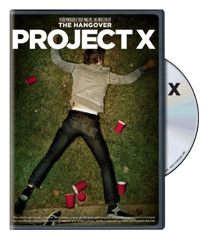 Project X (2012) Mann Brown Cooper Ws R Incl. Uv