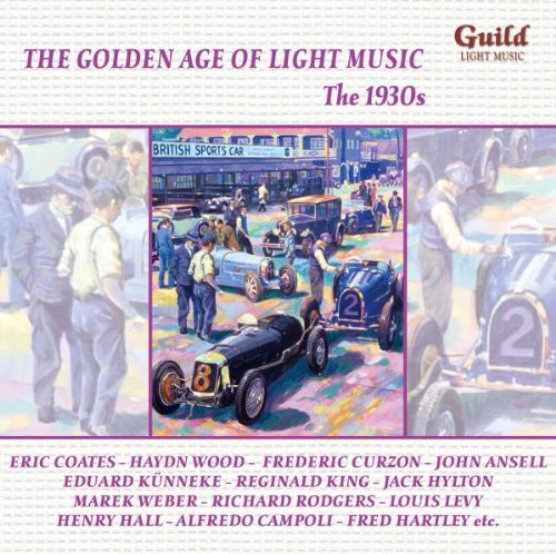 Wood Jessel Coates Golden Age Of Light Music The Wood Coates Noiret Ansell King Myers Kunneke Russell