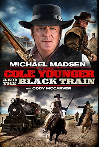 Cole Younger & The Black Train Madsen Mccarver Ws Pg