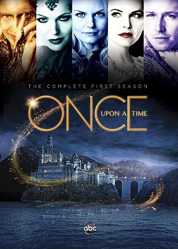 Once Upon A Time Season 1 DVD Nr