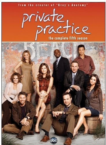 Private Practice Season 5 Ws Nr 5 DVD