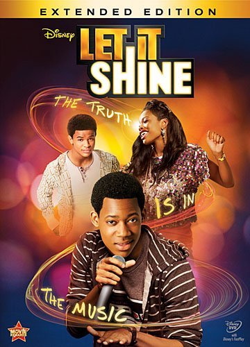 Let It Shine Williams Jones Jackson Ws Extended Ed. Tvg 2 DVD