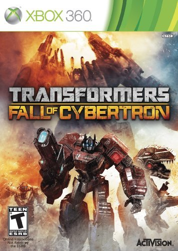 X360 Transformers Fall Of Cybertron T