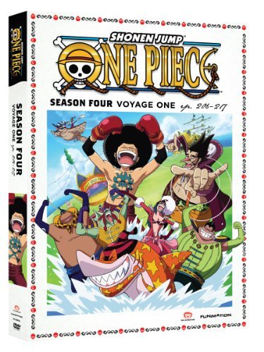 One Piece Season 4 Voyage 1 One Piece Tv14 2 DVD