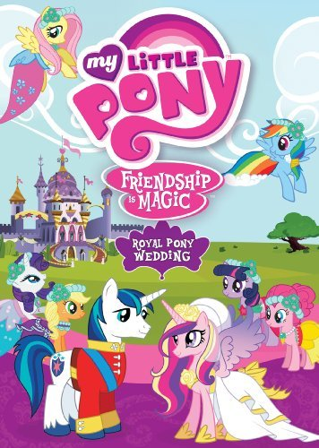 Royal Pony Wedding My Little Pony Ws Tvy7