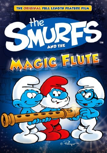 Smurfs Smurfs & The Magic Flute DVD G