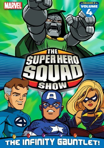 Super Hero Squad Show The Inf Super Hero Squad Show The Inf Tvy7