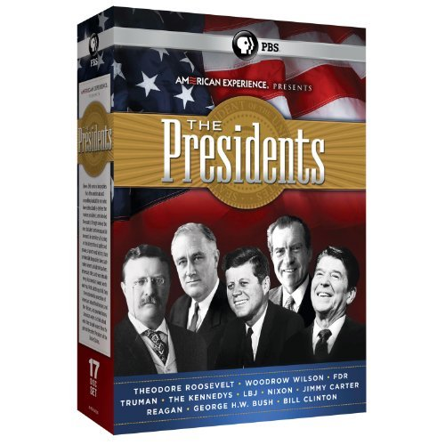 Presidents (2012) American Experience Nr 17 DVD