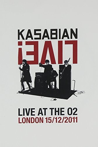 Kasabian Kasabian Live! Live At The O2 2 CD