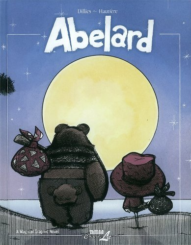 Renaud Dillies Abelard A Magical Graphic Novel
