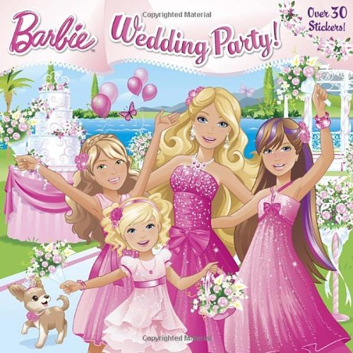 Mary Man Kong Wedding Party! (barbie)