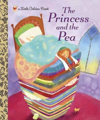 Golden Books The Princess And The Pea