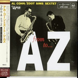 Al Zoot Sims (sextet) Cohn From A To Z Import Jpn Paper Sleeve