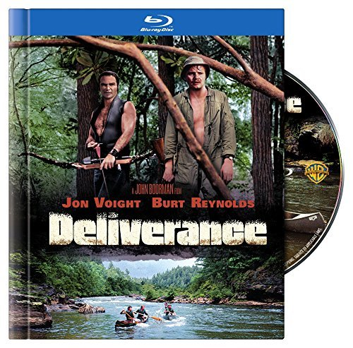 Deliverance Reynolds Beatty Voight Cox Blu Ray Ws Digibook R