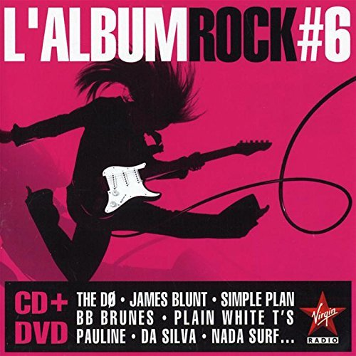 L'album Rock Vol. 6 Lalbum Rock Import Eu Incl. Bonus DVD