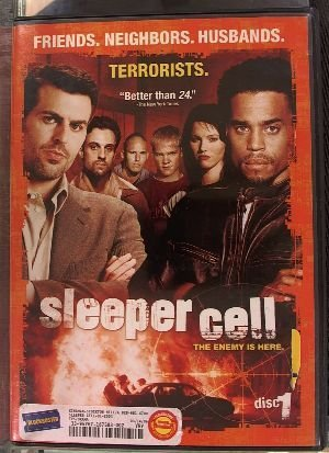 Sleeper Cell Season 1 Disc 1