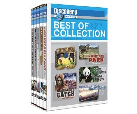 Discovery Channel Best Of Collection Vol. 4