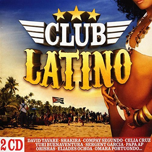 Club Latino Club Latino Import Eu 2 CD Set