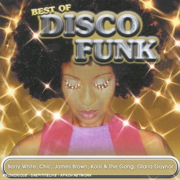 Best Of Disco Funk Best Of Disco Funk Import Eu