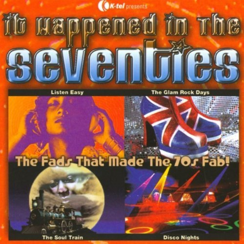 It Happened In The Seventies It Happened In The Seventies Three Degrees Rich Rubettes Chi Lites Heatwave Ocean
