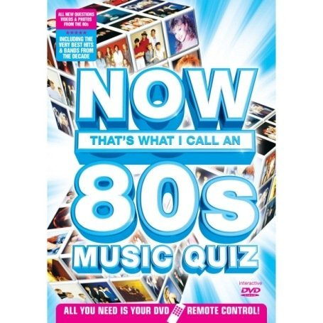 Now That's What I Call A Music Now That's What I Call A Music Import Gbr Interactive DVD